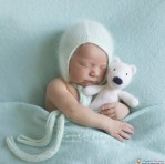 Twinkle Stars Newborn Photography
